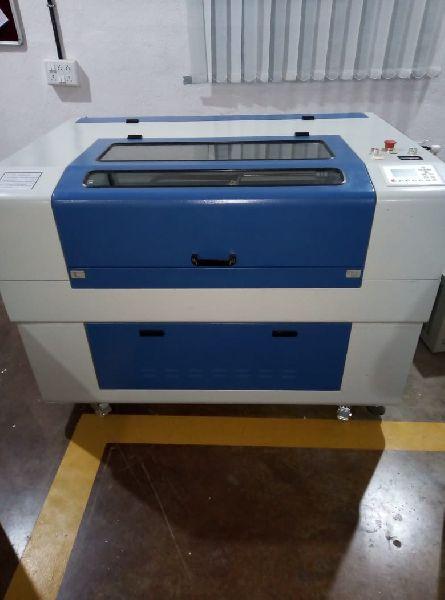 Wood-Acrylic Engraving  & Cutting Machine:Marksys EC9.6