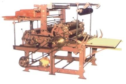 Paper Ruling Machine