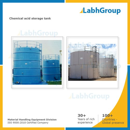 Chemical Acid Storage Tank