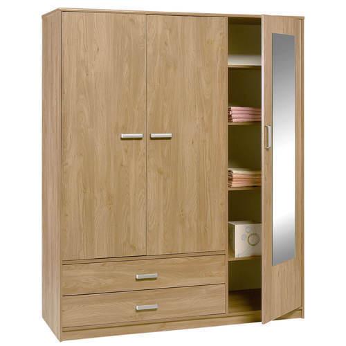 Wooden Dressing Almirah