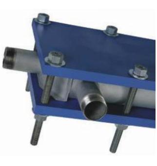 Welded Plate Heat Exchanger