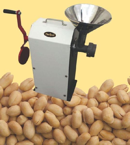 Peanut Butter Making Machine
