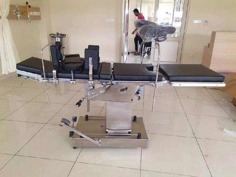 Side End Control Hydraulic Operation Table (5000)