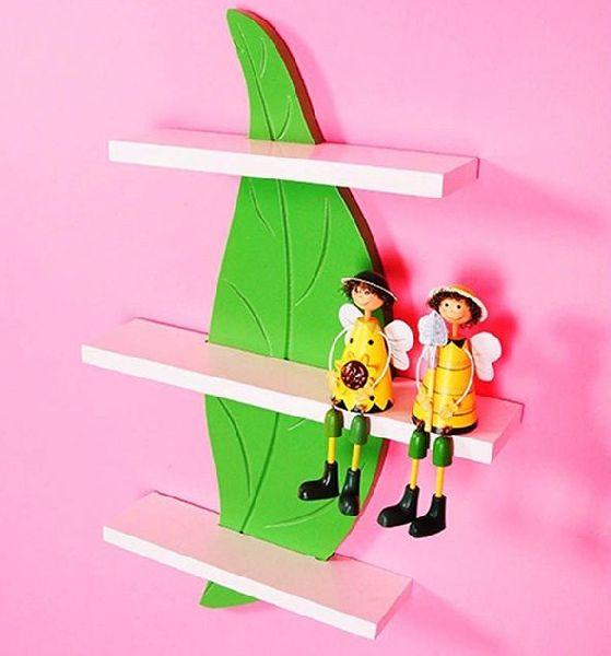 Leaf Wall Shelves