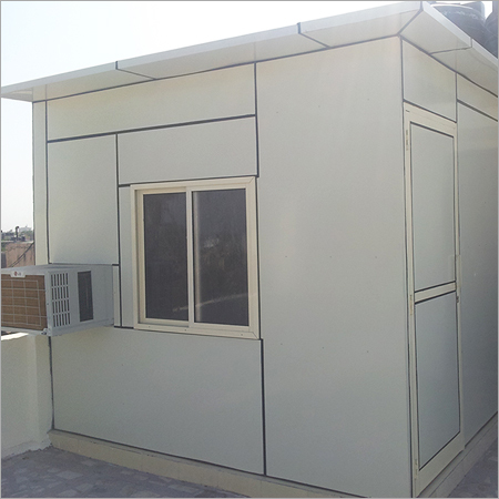 Modular FRP Porta Cabin