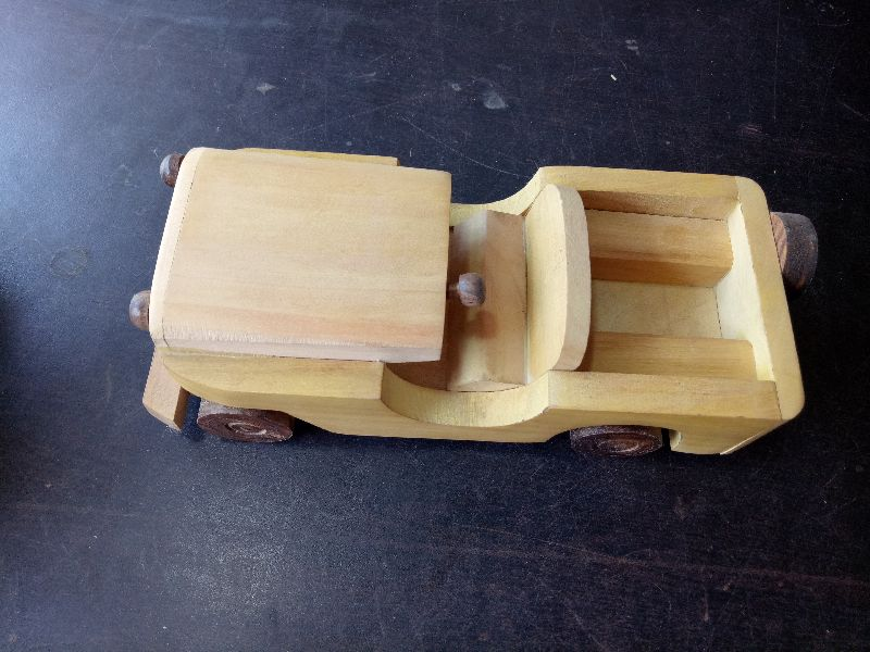 Wooden Toy Car (cars25)