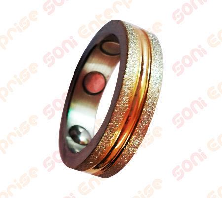 Magnetic Finger Ring