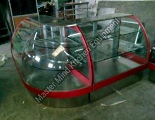 S.S Display Counter