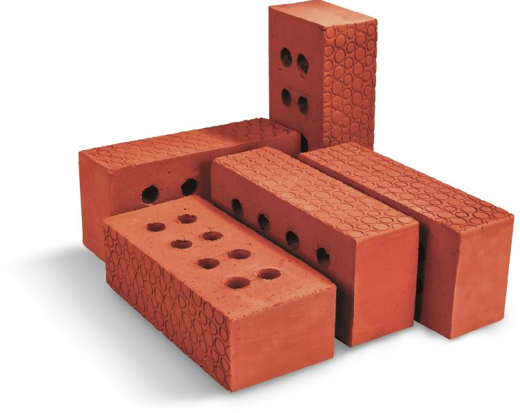 REB-83 Extruded Wirecut Embossed Bubble Brick