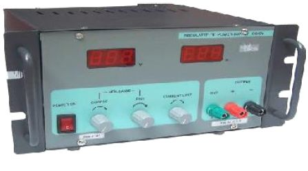 Rack Mount DC Regulated Power Supply