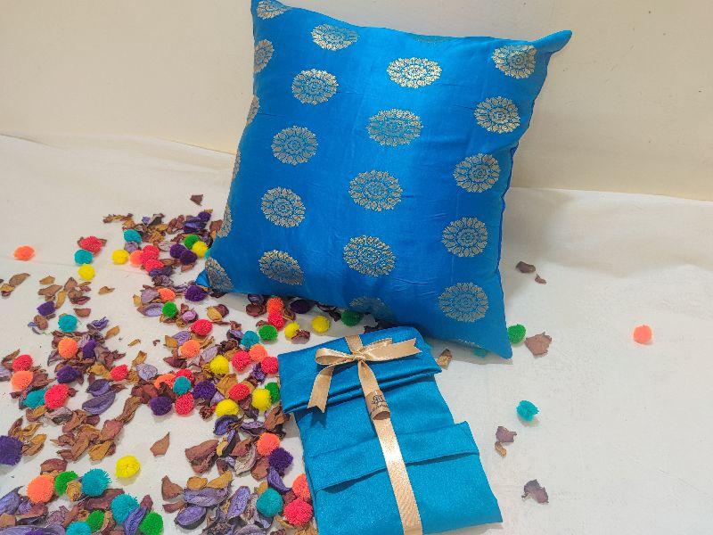 Semi Silk Cushion Covers