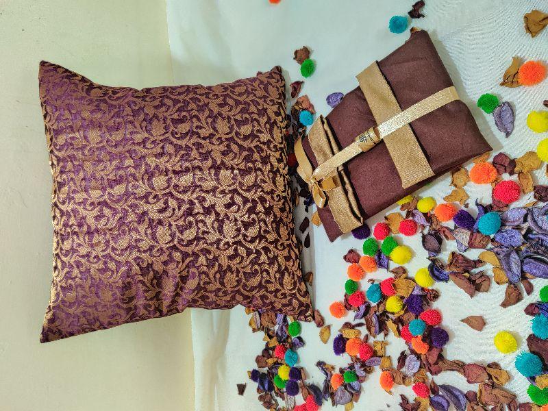 Cotton silk Cushion covers
