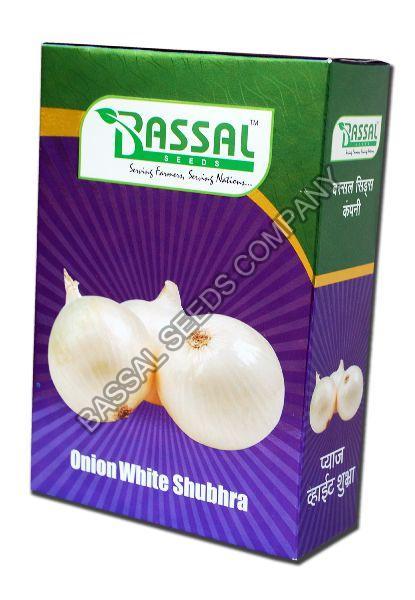 Shubhra White Onion Seeds