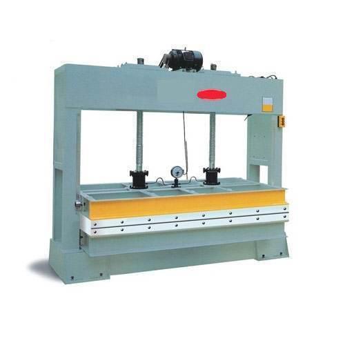 Woodworking Cold Press Machine
