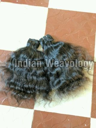 Raw Indian Wavy Hair Wefts