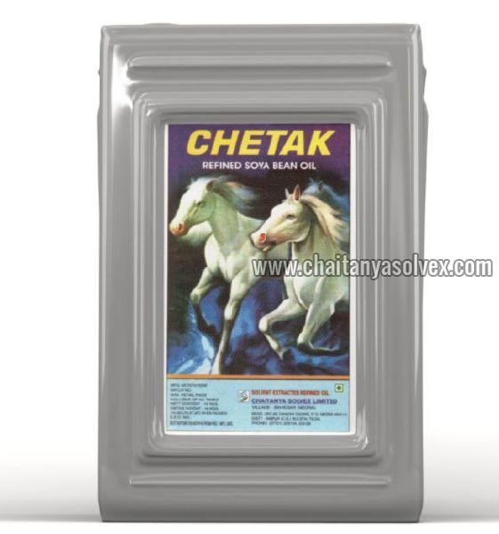 Chetak Refined Soyabean Oil