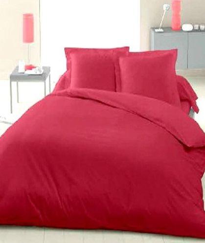 Plain Bed Sheet Set