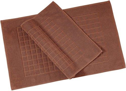 Plain Cotton Bath Mat