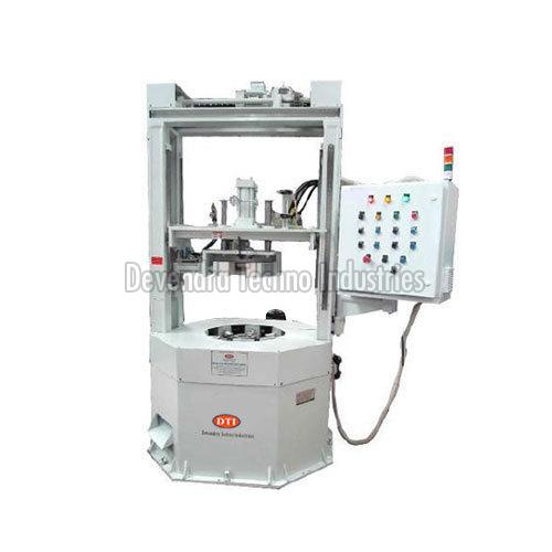 Semi Automatic SPM Hydraulic Hole Piercing Machine