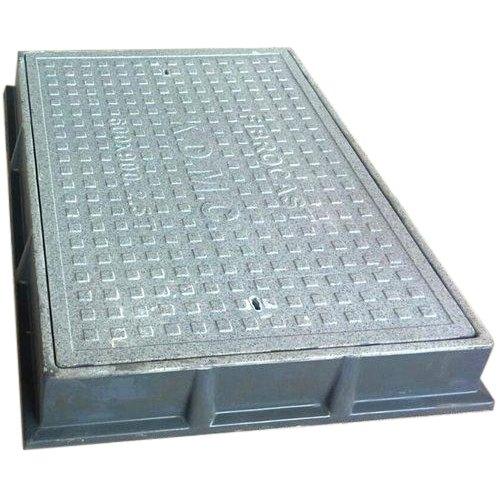 FRP Rectangular Manhole Cover