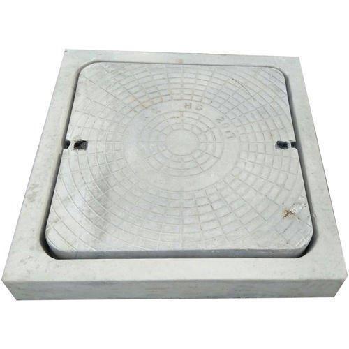 RCC Square Manhole Cover