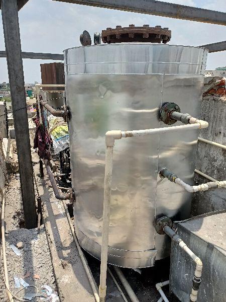 Mild Steel Hot Water Tank