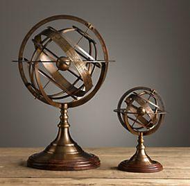 Nautical Globe