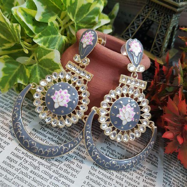 Big Jhumka Earrings