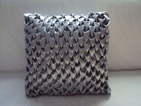 Satin Cushion Cover