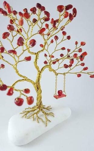 Artificial Gemstone Tree