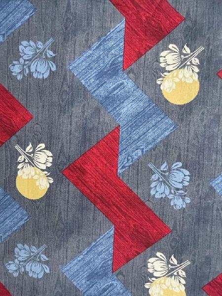 Printed Bedsheet Fabric