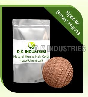 Special Brown Henna Hair Color (SGHH026)