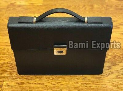 Finished Leather Briefcase