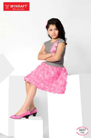 14c4b363a3 Girls Skirt & Top Set Manufacturer in Mumbai Maharashtra India by ...