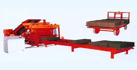 Fully Automatic Hydraulic Hollow Block Machine