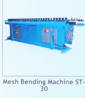 Mesh Bending Machine - Model No. St-30 (ST-30)