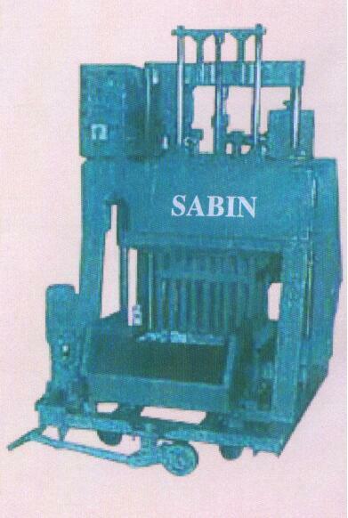 Hollow Block Making Machine (SHM 106 M 430)