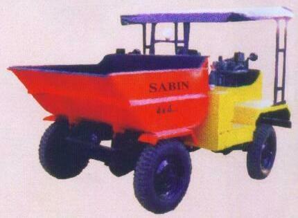 Multi Rider (dmr - 1000) Crusher (4 X 4) (DMR 1000)