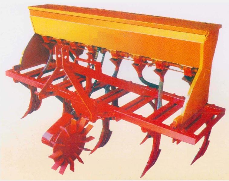 Seed Cum Fertilizer Drill Machine (12)