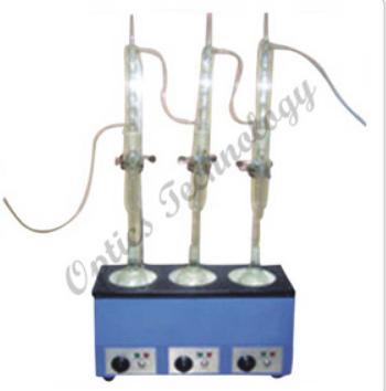 Buy Soxhlet Extraction Apparatus From Optics Technology Delhi India Id 3713133