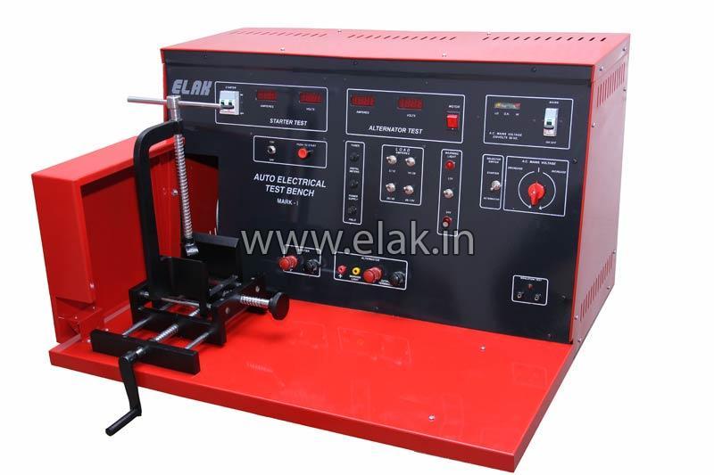 Auto Electrical Test Manufacturer inChandigarh Chandigarh ...