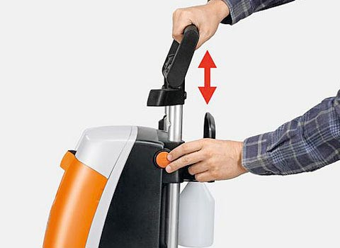 RE 163 Plus Pressure Washer
