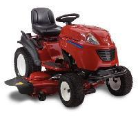 garden tractors (Lawn King 20/42)
