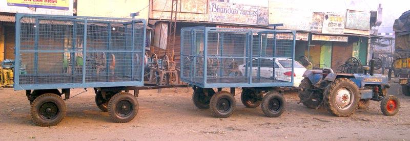 Transformer Trolleys