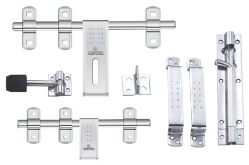 Stainless Steel Door Fittings (Stainless Steel Door)  sc 1 st  Exporters India & Buy Stainless Steel Door Fittings from Ambika Metal Works Rajkot ... pezcame.com