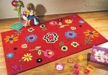 Designer Kids Rug (05)