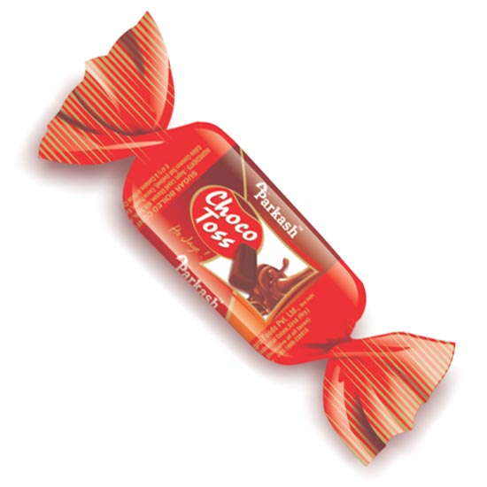 Choco Toss Toffee