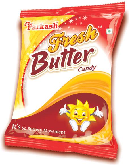 Fresh Butter Candy Pouch (Fresh Butter Candy P)