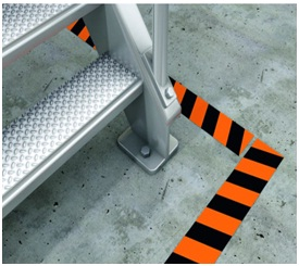 Tesa Floor Marking Tape Yellow 4169 Manufacturer