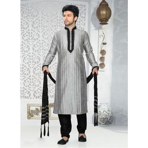 5d1f05363c Buy Designer Kurta Pyjama from Bharat Plaza, India | ID - 3639937